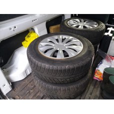 Set Winter tyres Michelin Alpin 195/65R15 91T